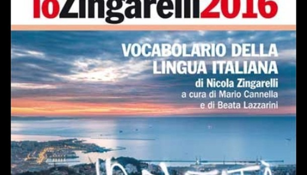 Zingarelli, Elena Ferrante e l'identità