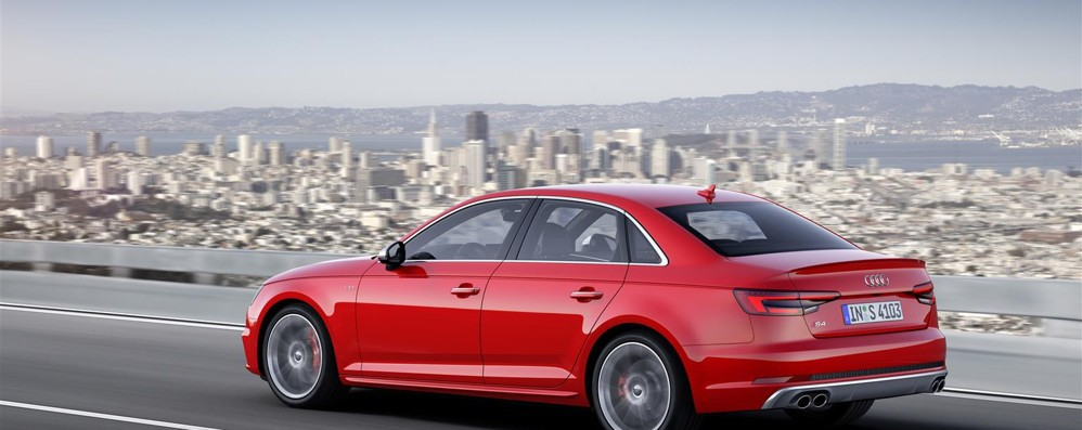 Audi S4 e S4 Avant Tanta grinta esclusiva