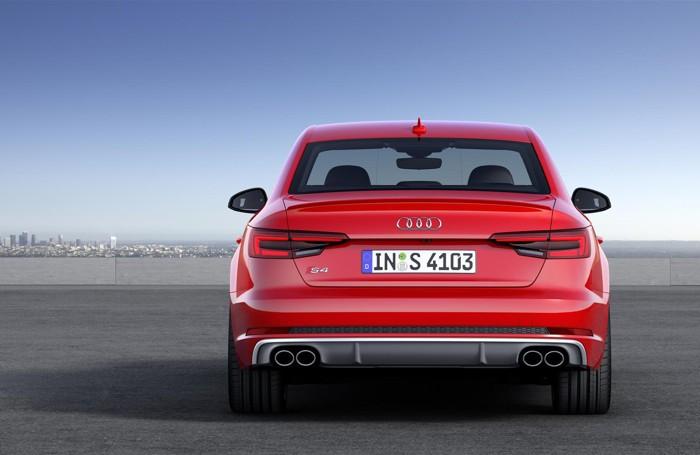 La nuova Audi S4
