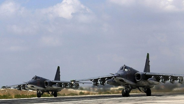 Jet Usa cambia rotta in Siria