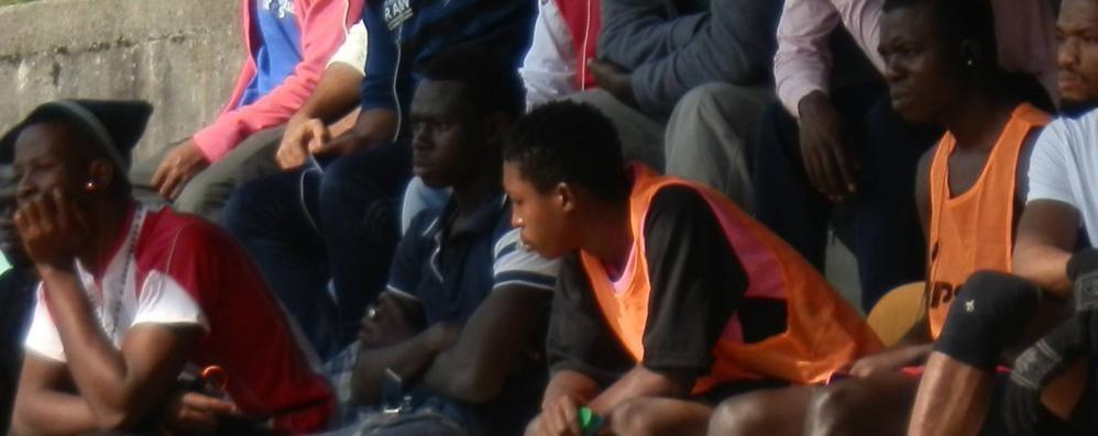 Nuovi alloggi riscaldati per i migranti Primi trasferimenti a Cerete e Roncobello