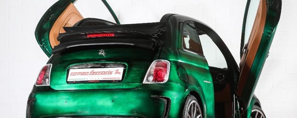Romeo S, creazione di Romeo Ferraris