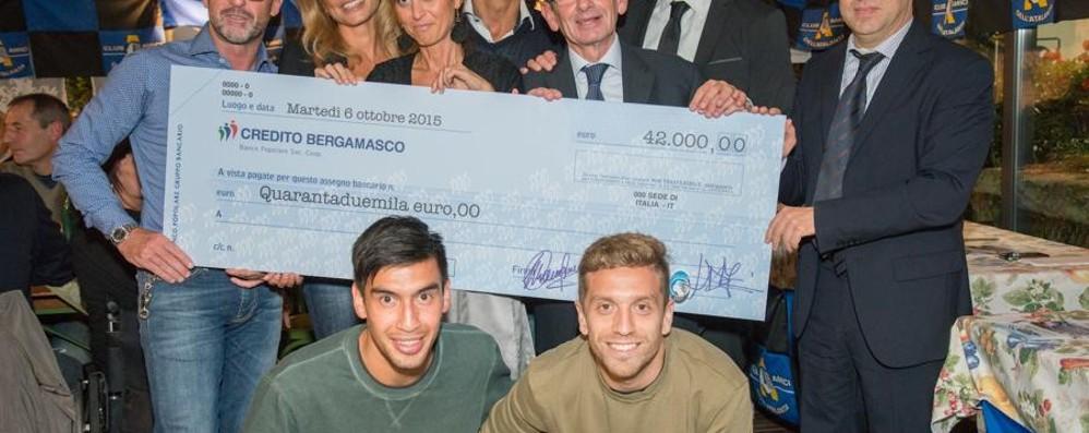 42 mila euro dalla Camminata Nerazzurra E ora  si pensa alla 10ª edizione - Video
