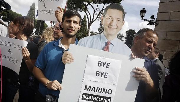 Roma: 3 assessori preannunciano addio