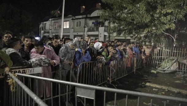 Spagna, ospitiamo 50 migranti da Italia