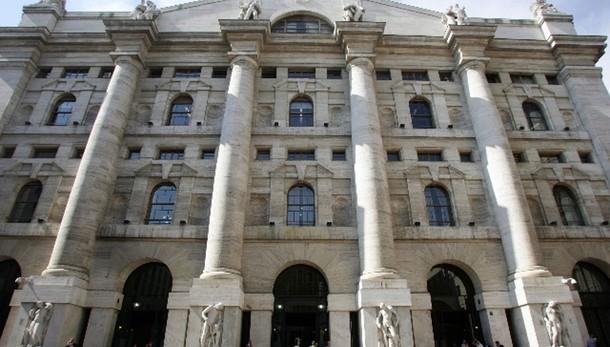Borsa: Milano apre in rialzo, +1,01%