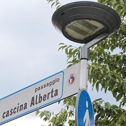 Città più «green» con 15 mila luci led Bergamo fra i  Comuni   virtuosi d'Italia