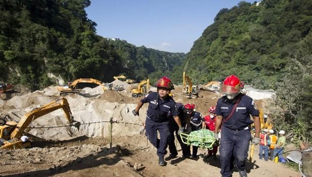 Guatemala: valanga fango, 253 morti