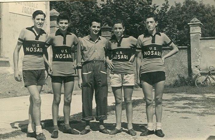 Unione Sportiva Nosari: la squadra di ciclismo