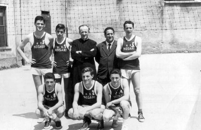 Unione Sportiva Nosari: una foto della pallavolo