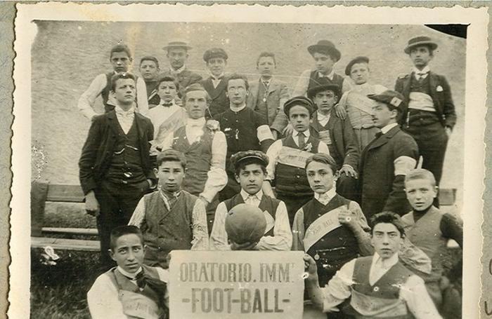 Unione Sportiva Nosari: una foto anni 30