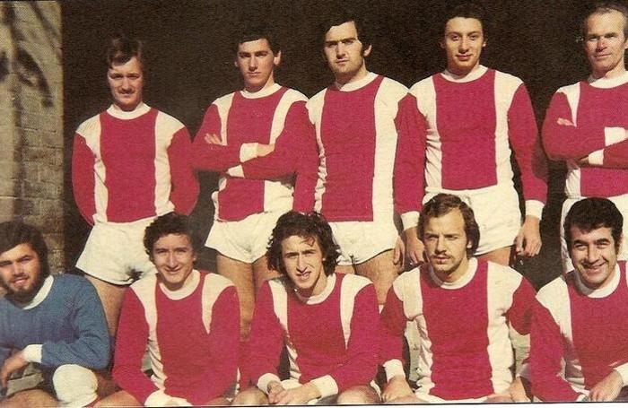 Unione Sportiva Nosari: una foto anni 80