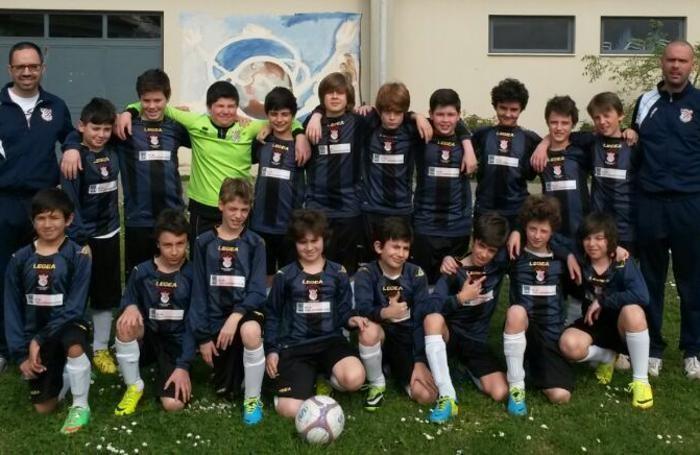 Unione Sportiva Nosari: una foto del 2013