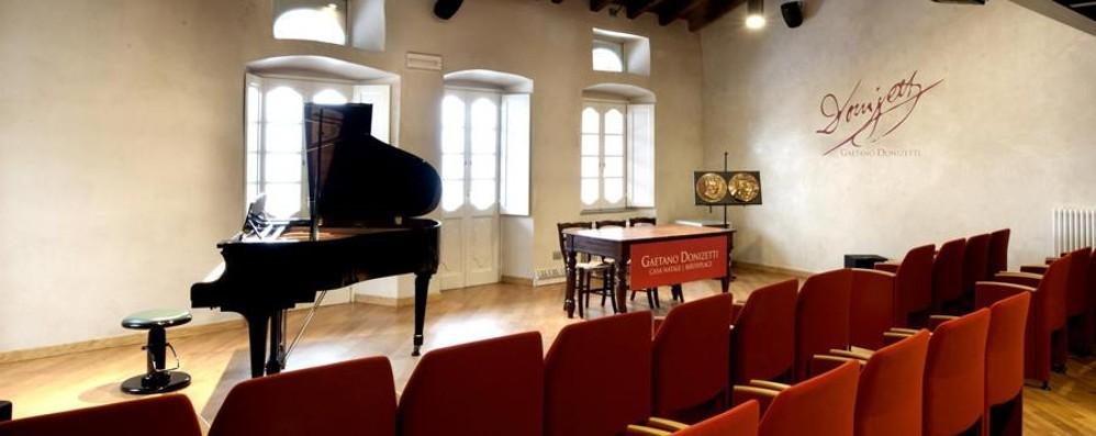 Un sito e un'app per visitare la Casa natale di Donizetti