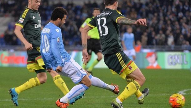 Calcio: Lazio-Milan 1-3, rossoneri 5/i