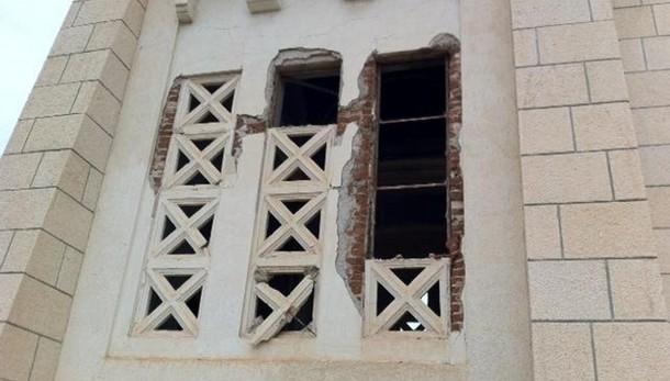 Devastato il cimitero italiano a Tripoli