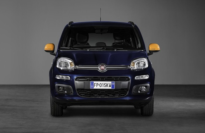Fiat Panda 4x4 K-Way