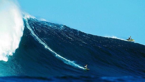 Hawaii,stop ricerche per cacciatore onde