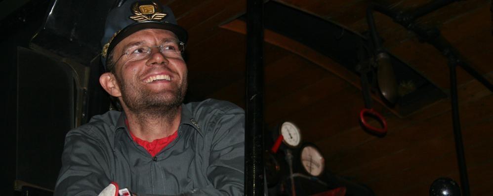 L'ingegnere bergamasco che fa rivivere i treni