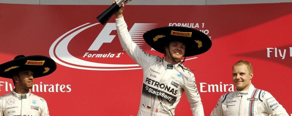 Mercedes mostruosa pure in Messico Ferrari, dopo sei anni è doppio ritiro