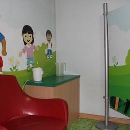 Pit stop allattamento a Le Due Torri con Unicef