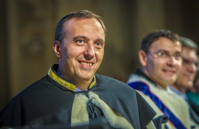 Remo Morzenti Pellegrini, il nuovo rettore dell'università