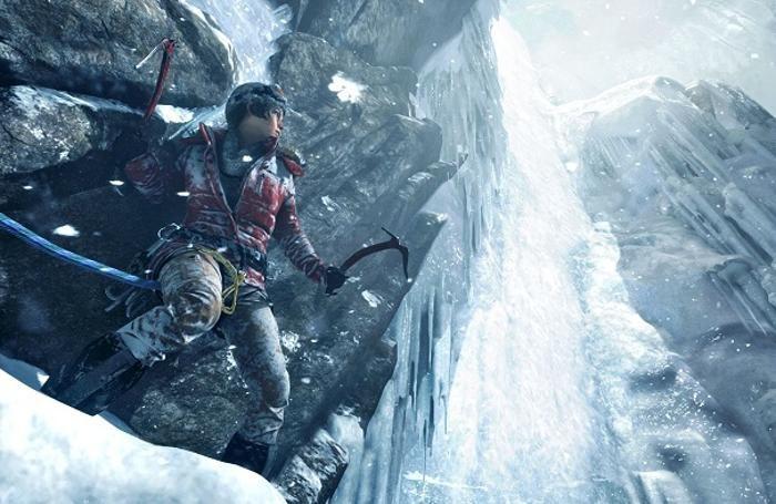 Rise of the Tomb Raider, immagini di gioco