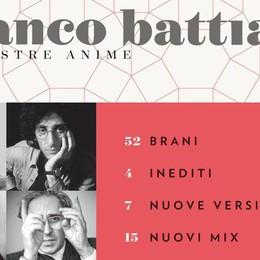 Battiato: «La mia antologia definitiva» 50 anni in un cofanetto - Foto e video