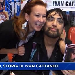 Pianico, i 40 anni di carriera di Ivan Cattaneo