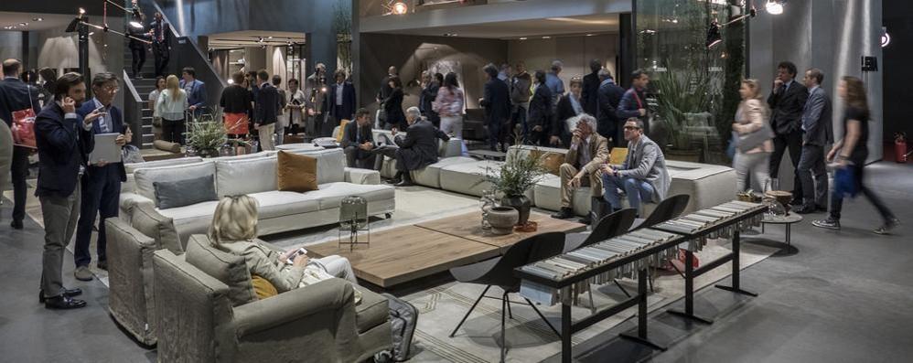 Torna in Fiera il Salone del Mobile 79 imprese  per sei giorni - video