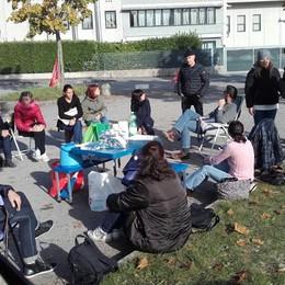 Tris Line: undicesimo giorno di sciopero «Non sono state pagate sei mensilità»