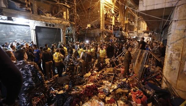 Libano: attentati Beirut, condanna Usa