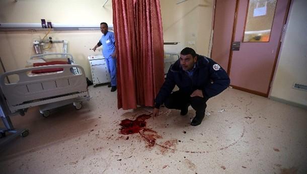 Raid Israele in ospedale a Hebron