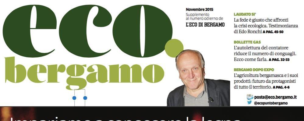 Expo, agricoltura e carne rossa È in edicola «eco.bergamo»