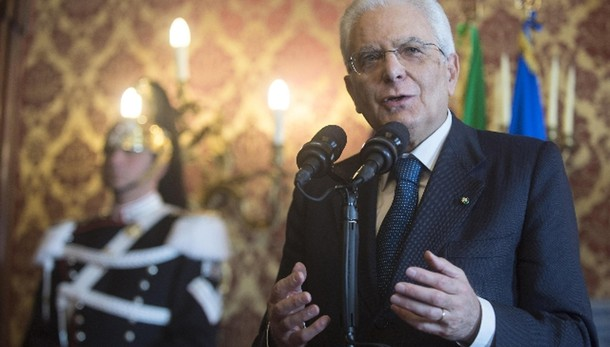 Mattarella, per pace serve dialogo