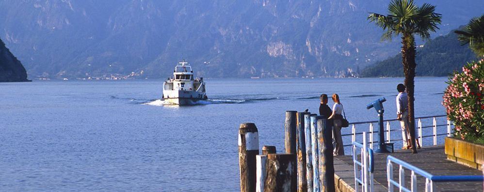 Navigazione sul lago: passeggeri + 18% Expo? No: le ragioni principali sono altre