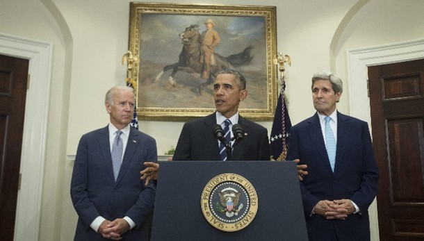 Obama, bloccata avanzata Isis in Iraq
