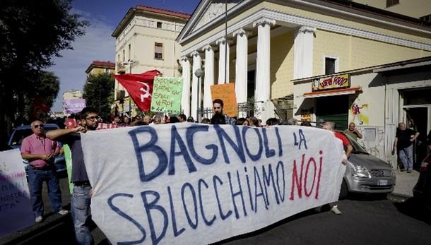 Renzi, approvato decreto, 50 mln Bagnoli