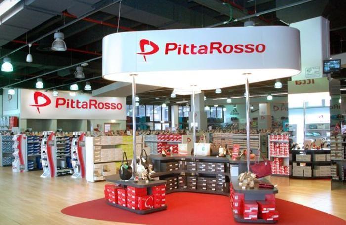Il punto vendita di Pittarosso