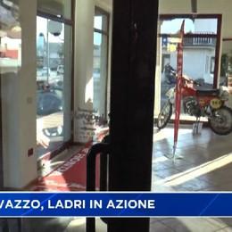 Songavazzo, ladri in azione da Benzoni Moto