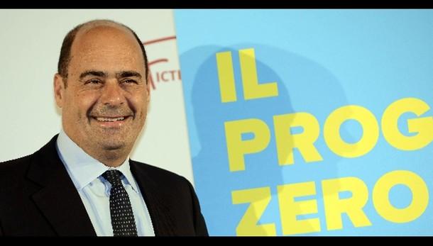 Zingaretti, io no segretario del Pd