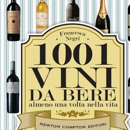 Francesca Negri presenta i suoi 1001 vini imperdibili
