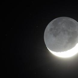 Facciamo un piccolo «tour» della Luna Ecco il video realizzato a Dalmine
