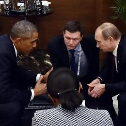 Obama-Putin: risolvere la crisi in Siria In un video tutte le fasi degli attentati