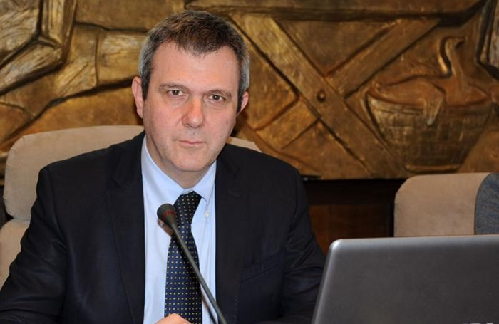 Cristiano Arrigoni, direttore dell'azienda speciale Bergamo Sviluppo della Camera di Commercio