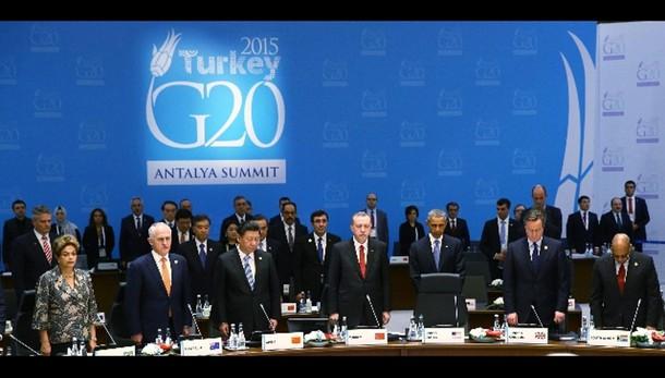 G20: terrorismo è affronto umanità