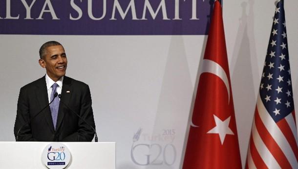 Obama, alleati intensifichino lotta Isis