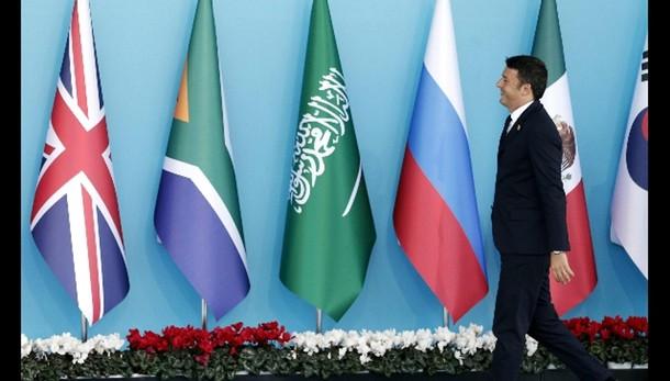 Renzi a Putin, unità contro terrorismo