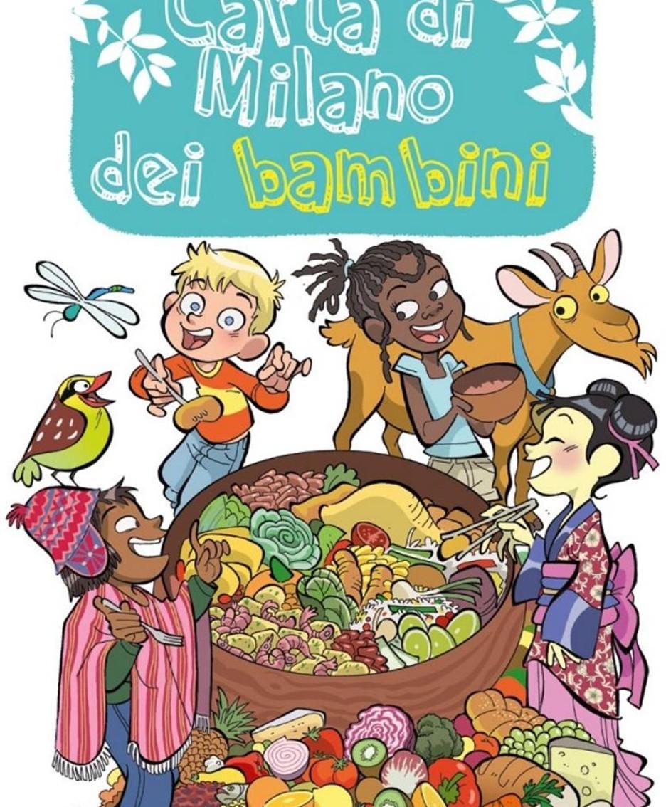 Esiste anche una Carta di Milano dei bambini