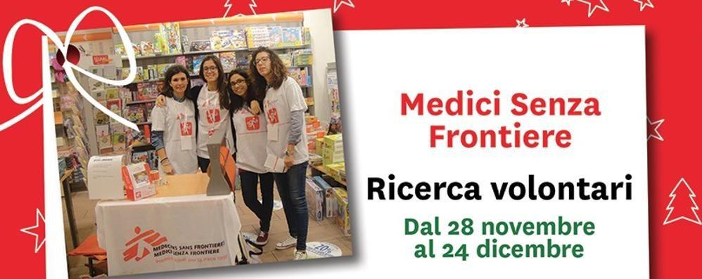 Favorito Medici Senza Frontiere ricerca volontari A Natale un aiuto per le  OC45